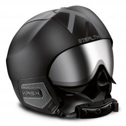 echipament-snow kask-Stealth Matt