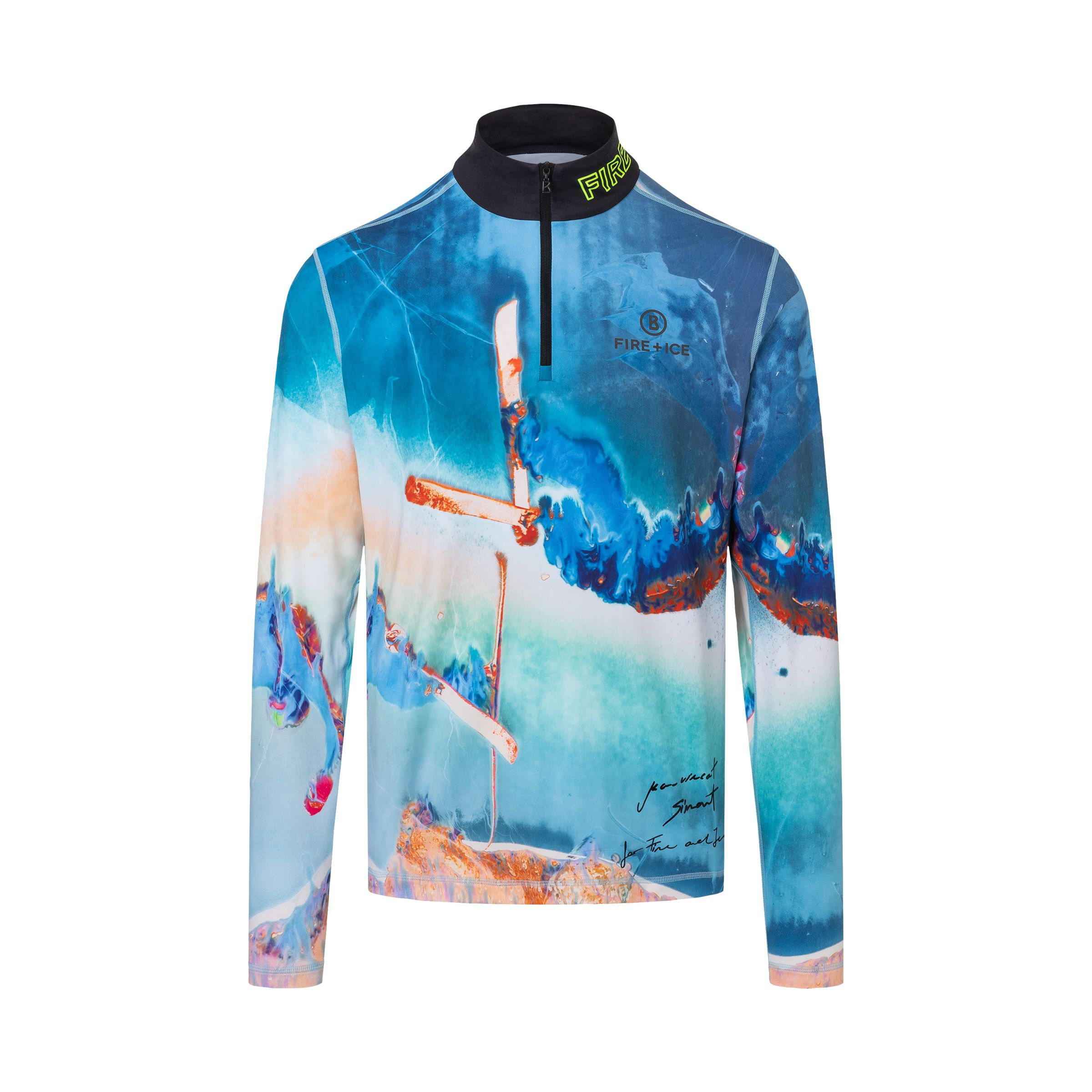Bluze Termice -  bogner fire and ice PASCAL First Layer