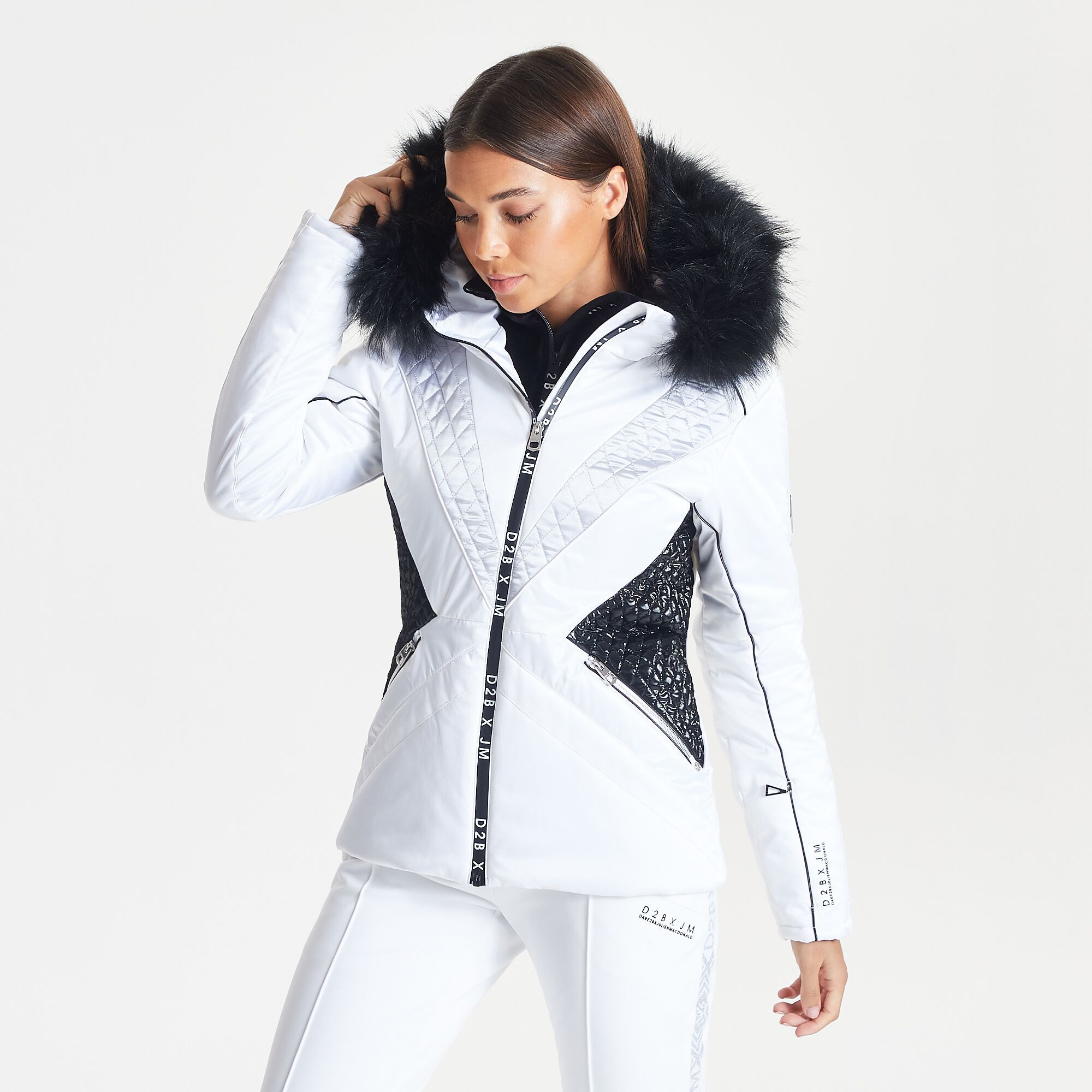 Geci Ski & Snow -  dare2b X JULIEN MACDONALD Resplendent Ski Jacket