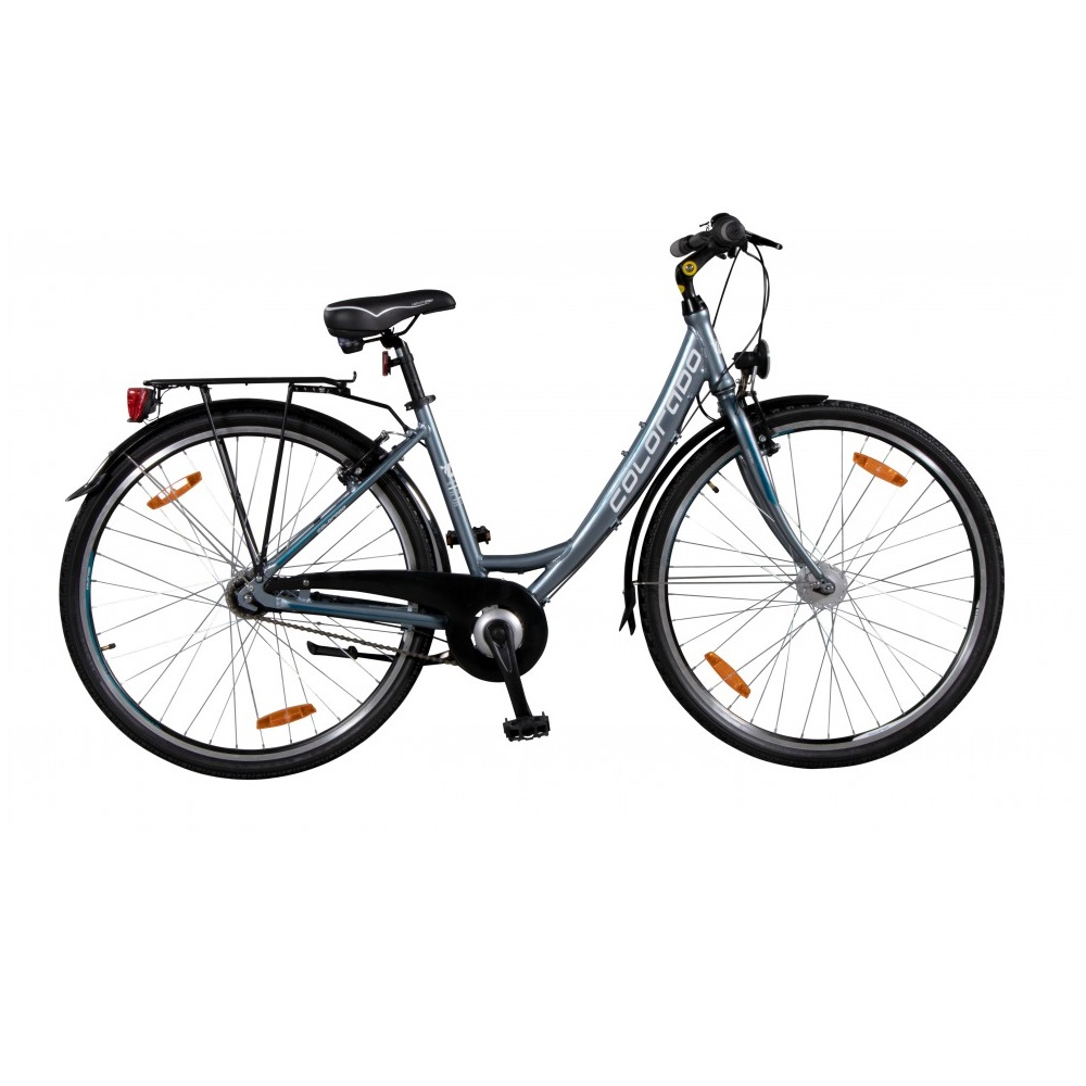 Trekking Bike -  high colorado Trekkingbike CITY TR07 28