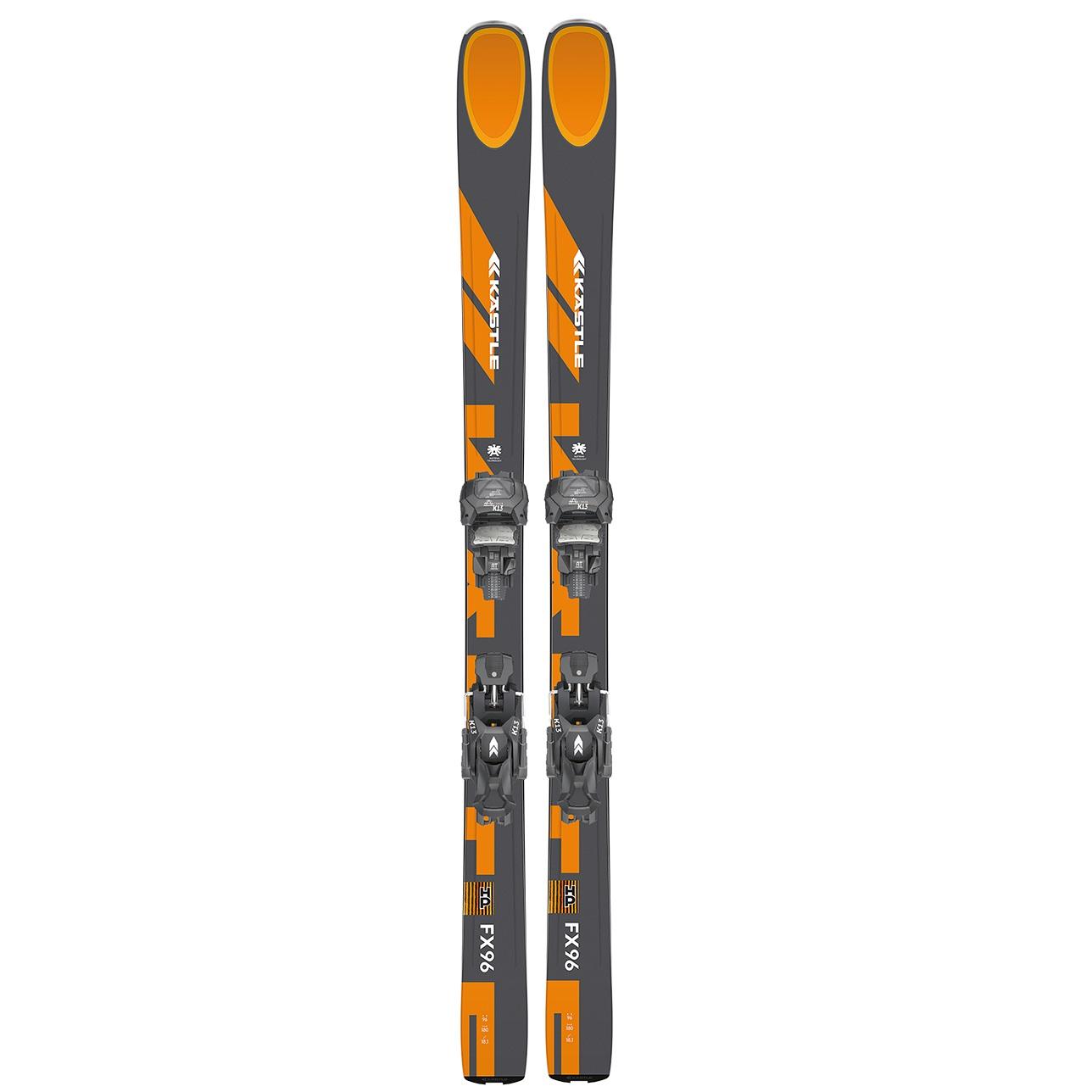 Ski -  kastle FX96  HP + K13 Attack Demo AT
