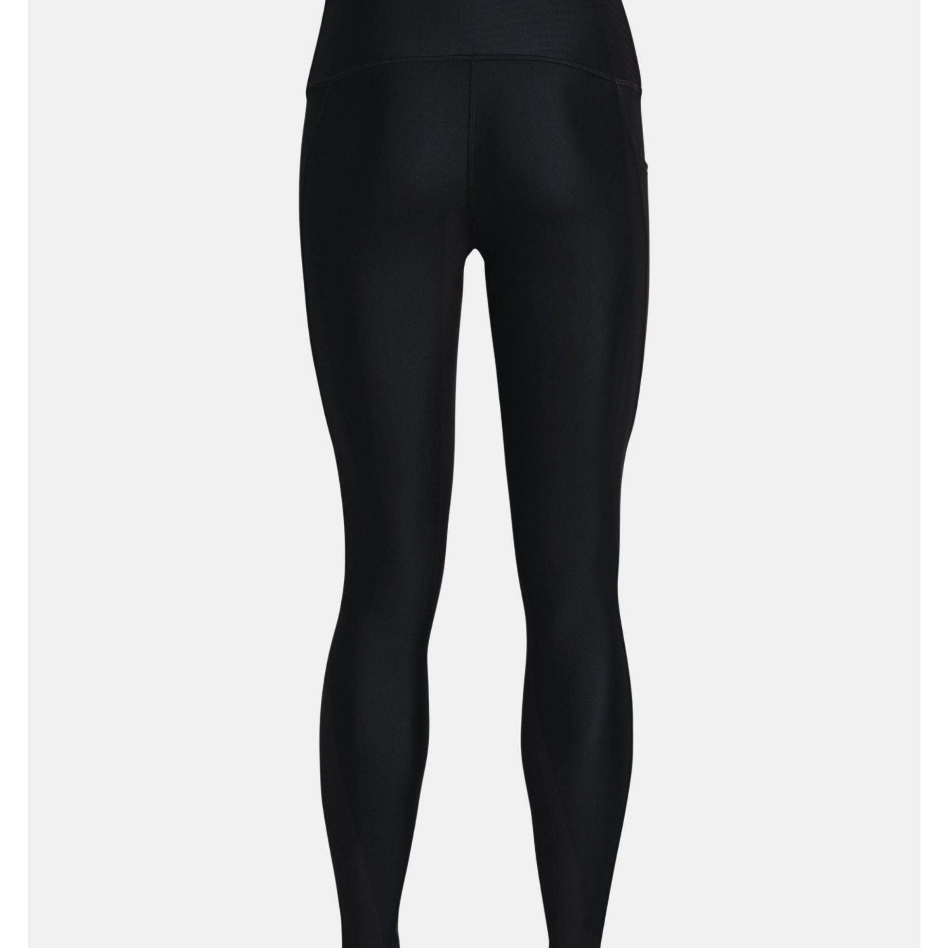 Îmbrăcăminte -  under armour HeatGear Armour No-Slip Waistband Shine Full-Length Leggings