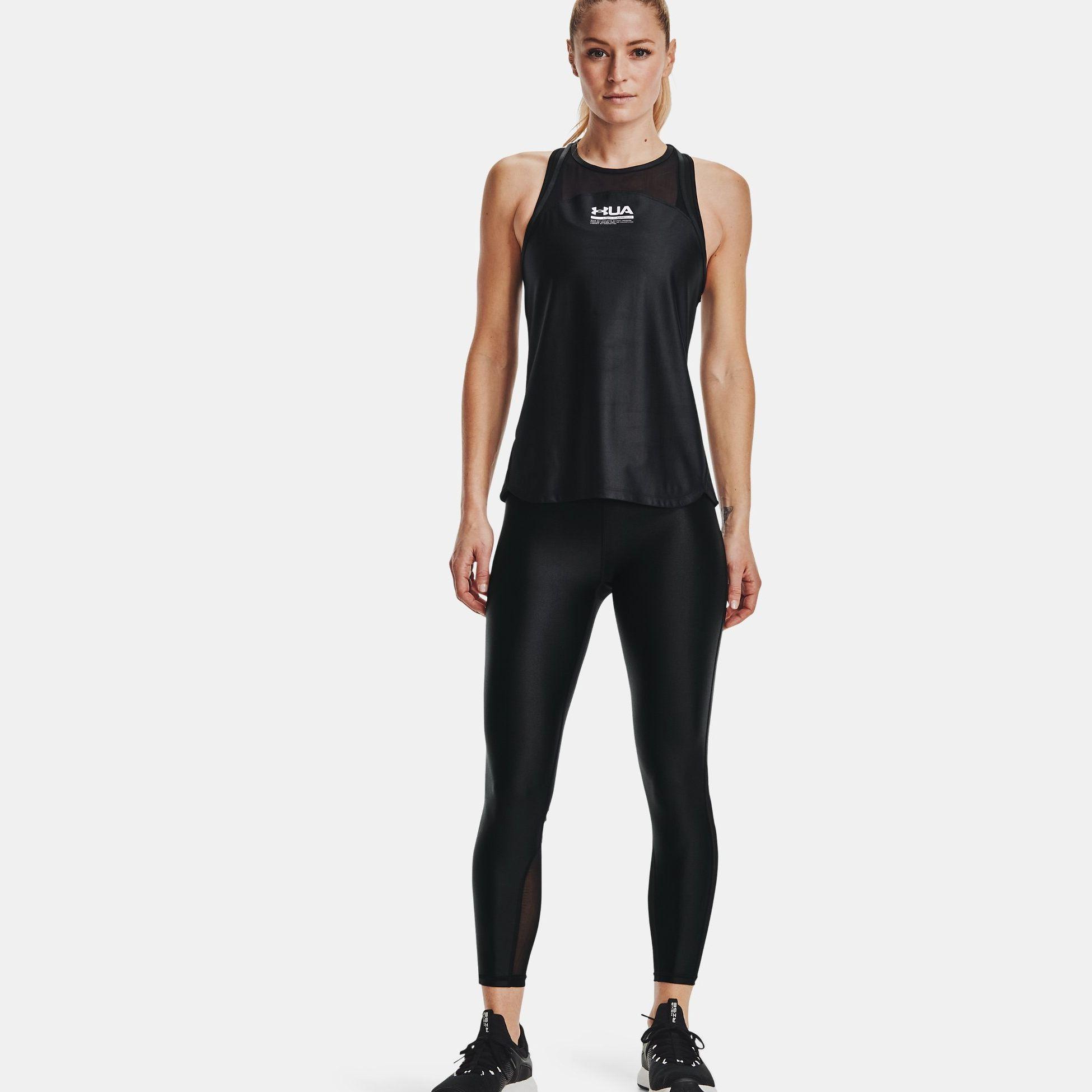 Îmbrăcăminte -  under armour Iso-Chill Ankle Leggings