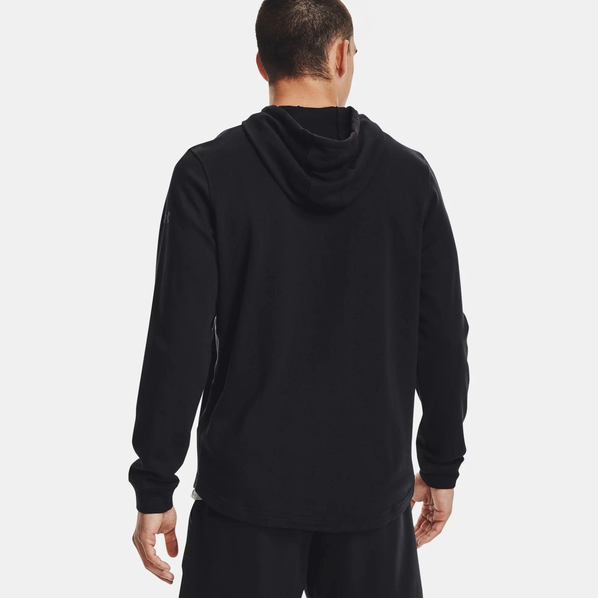 Îmbrăcăminte -  under armour Project Rock Terry BSR Hoodie