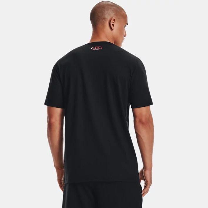 Îmbrăcăminte -  under armour UA Engineered Symbol Short Sleeve