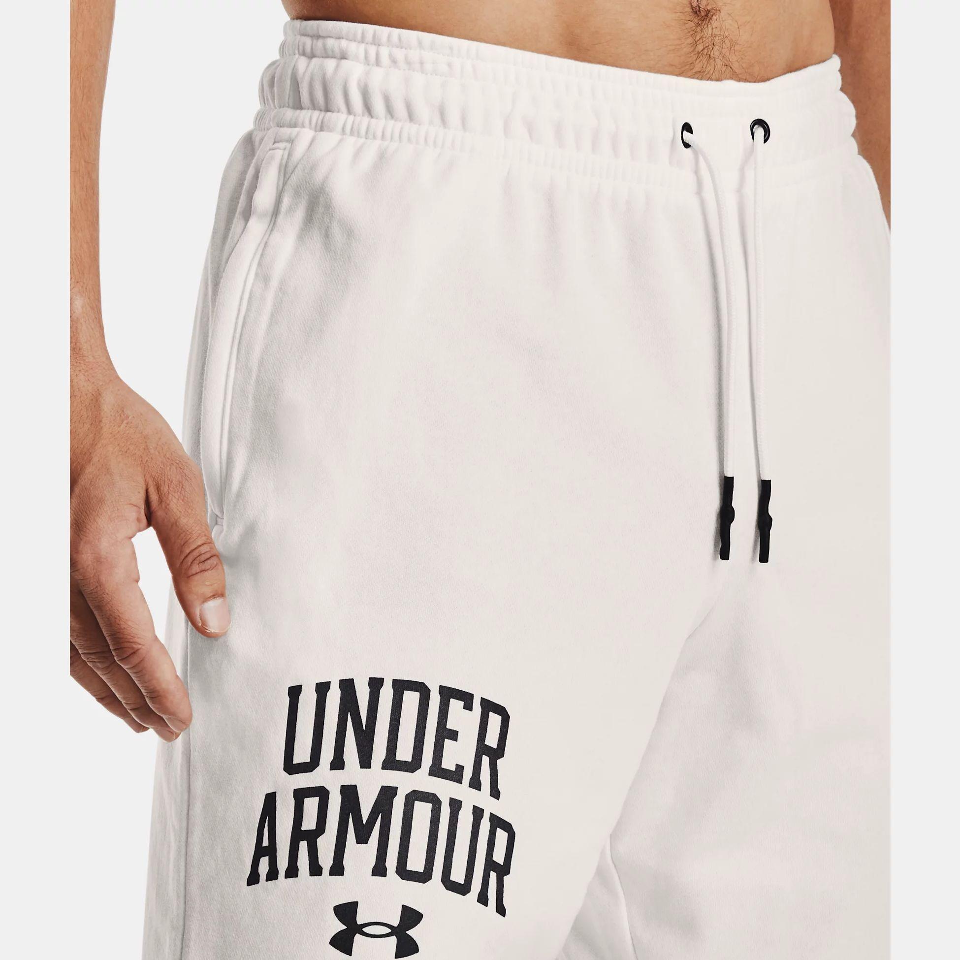 Îmbrăcăminte -  under armour UA Rival Terry Collegiate Shorts