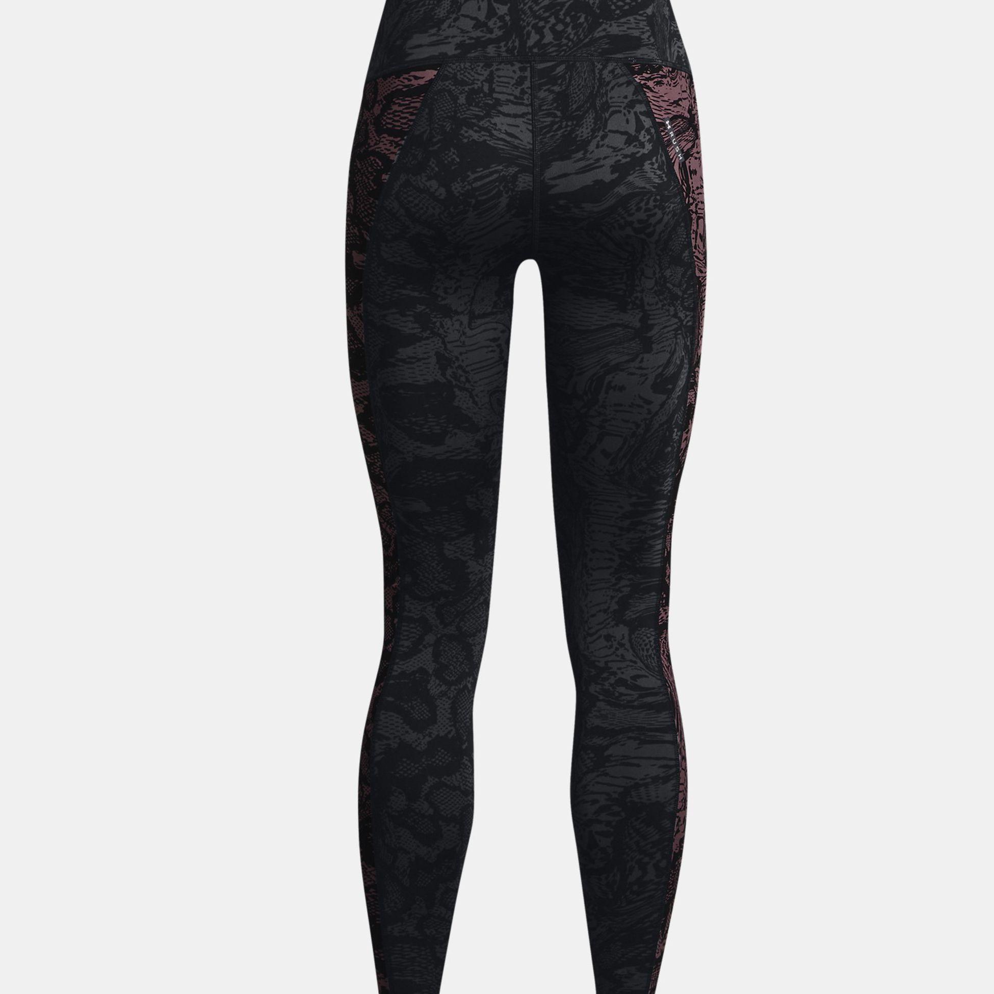 Îmbrăcăminte -  under armour UA RUSH No-Slip Waistband Printed Leggings