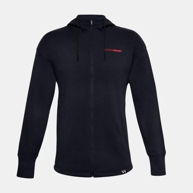 Îmbrăcăminte -  under armour UA S5 Fleece Full Zip 9442