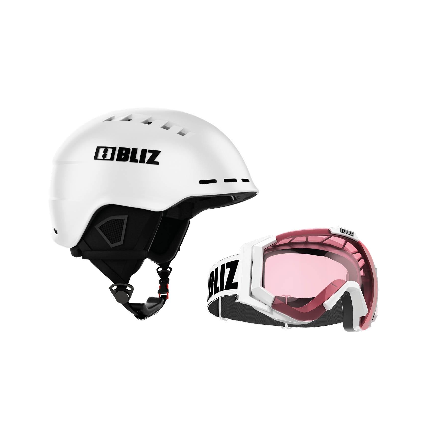 Cască Snowboard -  bliz Set Head Cover + Carver