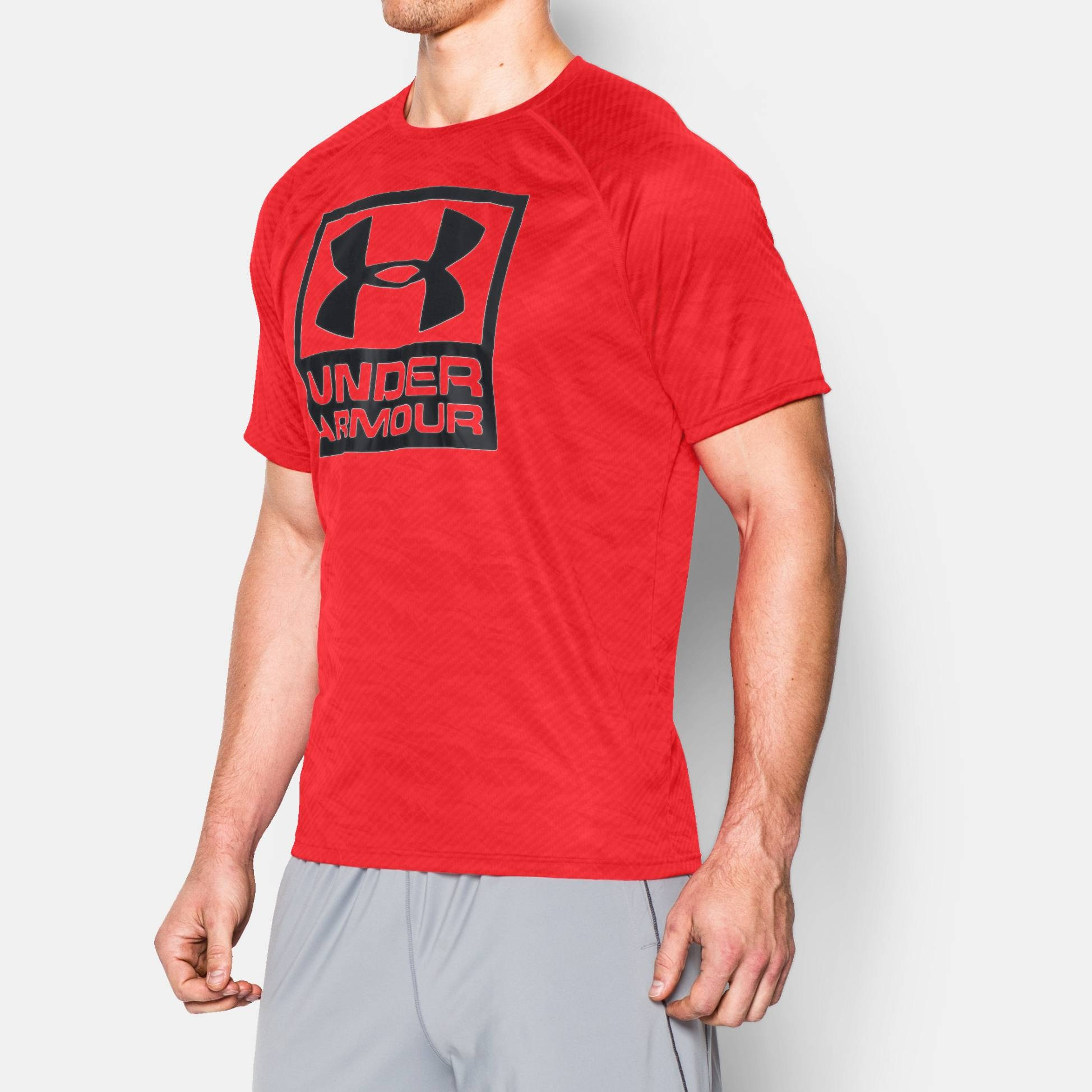 Imbracaminte Under Armour Boxed Logo Printed T Shirt