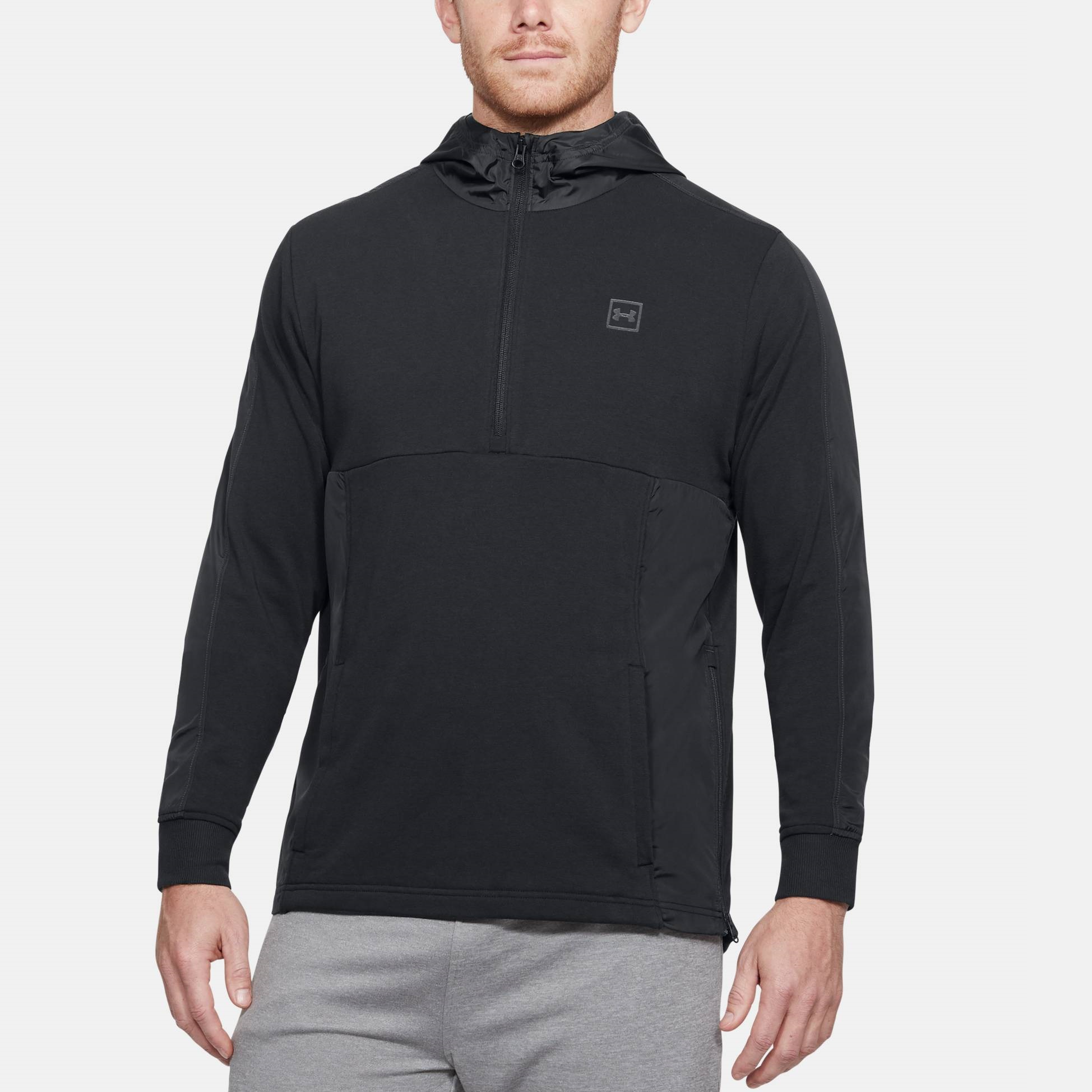 2019 factory price factory online Imbracaminte   Under armour Microthread Terry Hoodie   Fitness