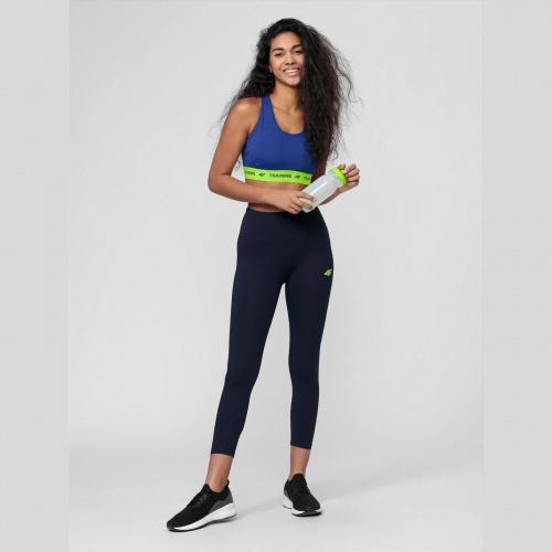 Îmbrăcăminte - 4f Colanți de antrenament pentru femei SPDF015 | Fitness