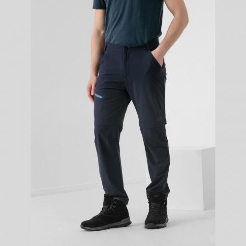 Îmbrăcăminte - 4f Pantaloni de trekking 2în1 pentru bărbați SPMTR061 | Outdoor