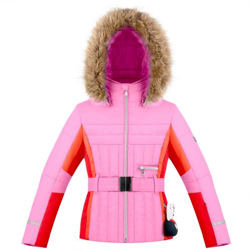 Geci Ski & Snow - Poivre Blanc Belted Graphic Ski Jacket 274015 | Imbracaminte