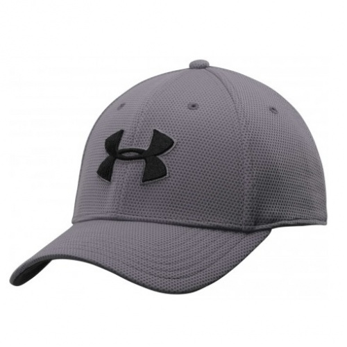 Accesorii - Under Armour Blitzing II Stretch Fit Cap 4123 | Fitness