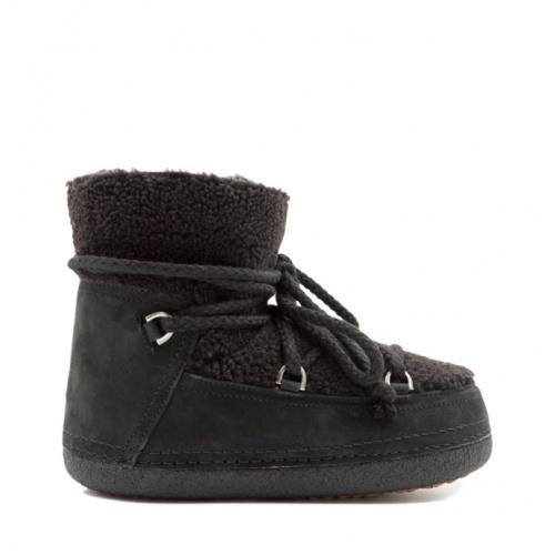 Încălțăminte - Inuikii Boot Curly Black | Sportstyle