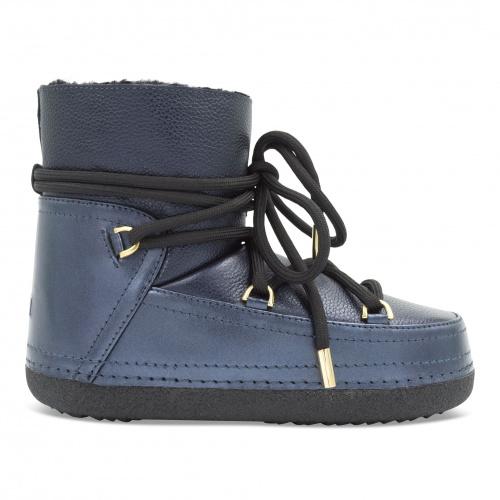 Încălțăminte - Inuikii Boot Leather Night Blue | Sportstyle