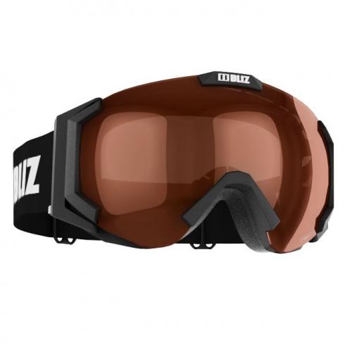 Ochelari Snowboard - Bliz Carver Junior Contrast | Snowboard