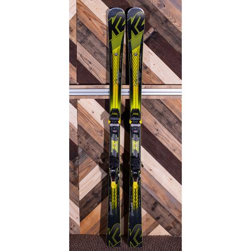 - K2 Charger | Ski-sh