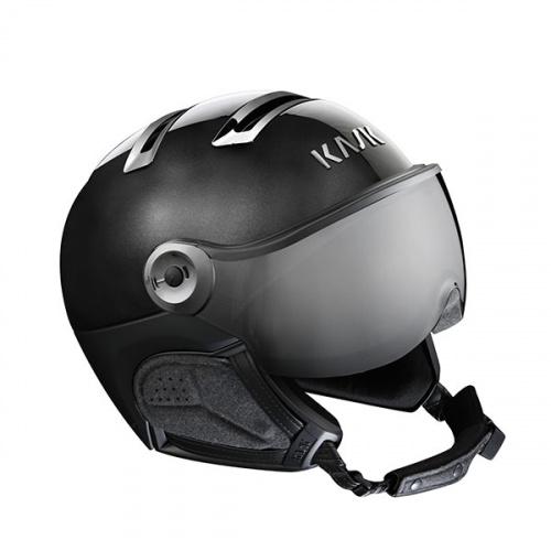 Cască Cu Vizor Snowboard - Kask Chrome   Snowboard