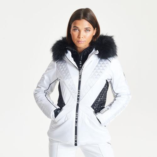 Geci Ski & Snow - Dare2b X JULIEN MACDONALD Resplendent Ski Jacket | Imbracaminte