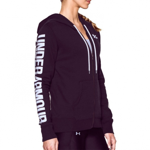 Imbracaminte - Under Armour Favorite Fleece Hoodie 2361 | Fitness