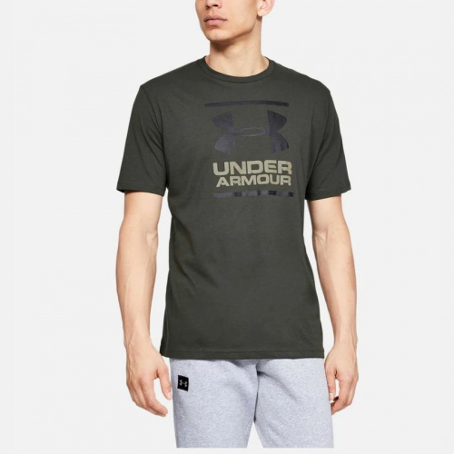 Imbracaminte - Under Armour GL Foundation Short Sleeve T-Shirt 6849 | Fitness