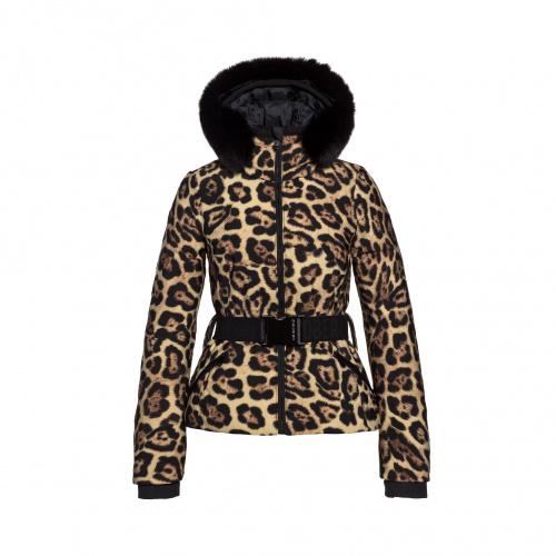 Geci Ski & Snow - Goldbergh FIERCE Jacket real fox fur | Imbracaminte