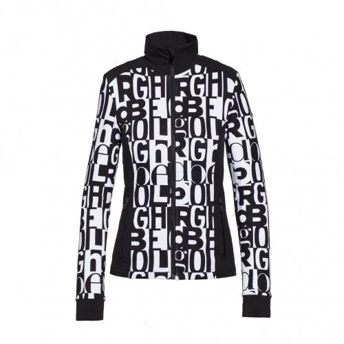 Îmbrăcăminte Casual - Goldbergh WORD Cardigan graphic | Imbracaminte