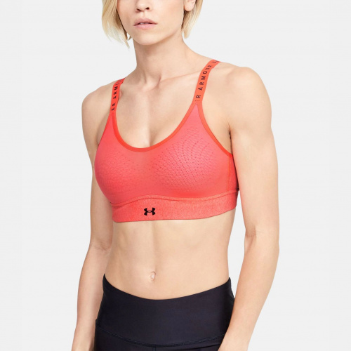 Imbracaminte - Under Armour Infinity Mid Heather Sports Bra 4314 | Fitness