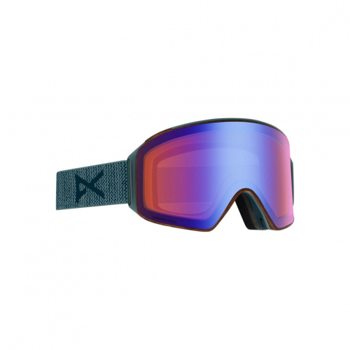 Ochelari Ski & Snow - Anon M4 Cylindrical Sonar Goggle + Spare Lens + MFI | Echipament-snow