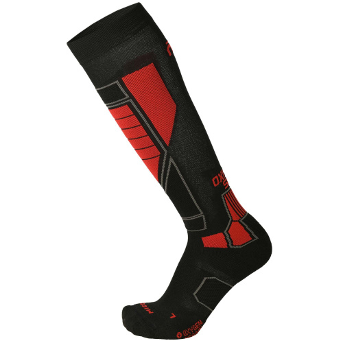 Ciorapi Ski & Snow - Mico Medium weight COMPRESSION OXI-JET | Imbracaminte