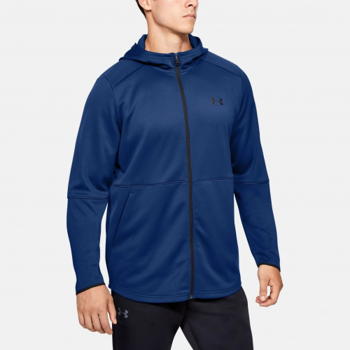 Imbracaminte - Under Armour MK-1 Warm-Up Full Zip Hoodie 5259 | Fitness