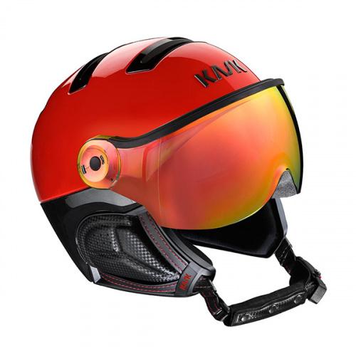 Cască Cu Vizor Snowboard - Kask Montecarlo   Snowboard