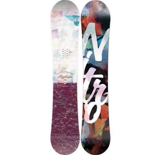 Placi Snowboard - nitro MYSTIQUE