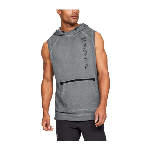 Imbracaminte - Under Armour Perpetual Garment Dye Training Hoodie 1118 | Fitness