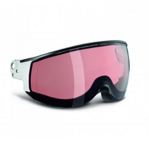 Casca Ski & Snow - Kask PHOTOCROMIC SMOKE PINK VISOR | Echipament-snow