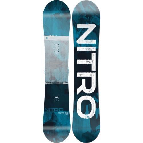 Plăci Snowboard - Nitro Prime Overlay Wide | Snowboard
