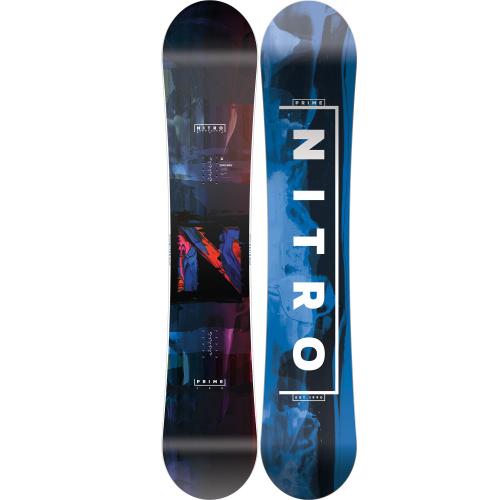 Placi Snowboard - nitro PRIME WIDE OVERLAY