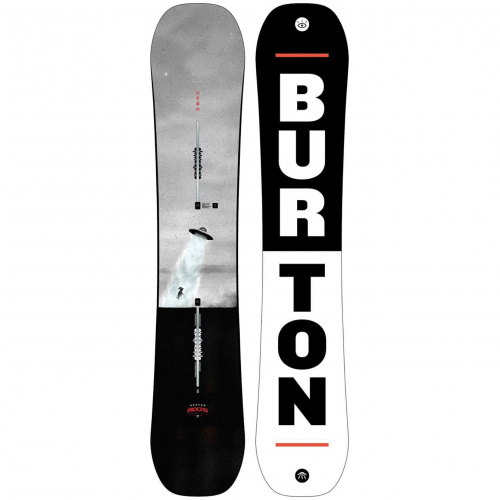Placi Snowboard - Burton Process Flying V | Snowboard