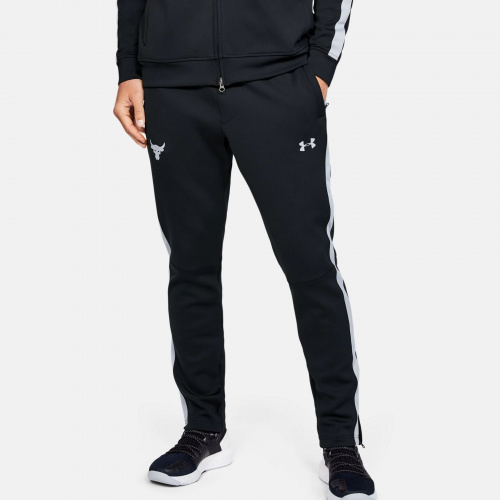 Imbracaminte - Under Armour Project Rock Track Pants 7262 | Fitness