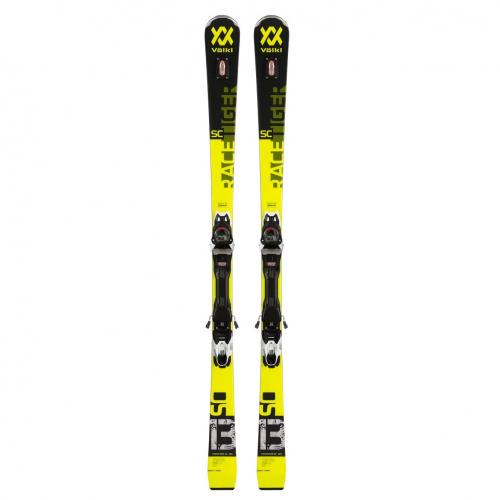 Ski -   volkl Racetiger SC + VMotion 11 GW | ski