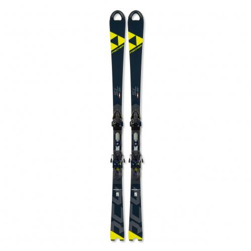 Ski - Fischer RC4 Worldcup SL Women Curv Booster + RC4 Z13 Freeflex   Ski
