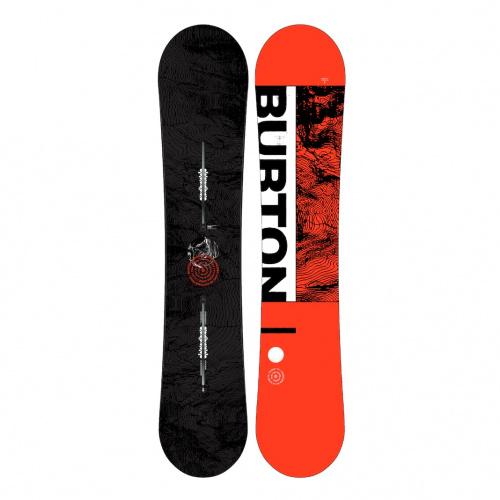 Placi Snowboard - Burton RIPCORD Flat Top | Snowboard