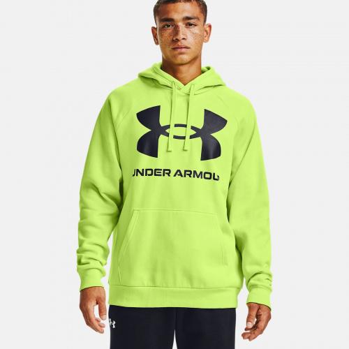 Îmbrăcăminte - Under Armour Rival Fleece Big Logo Hoodie 7093 | Fitness
