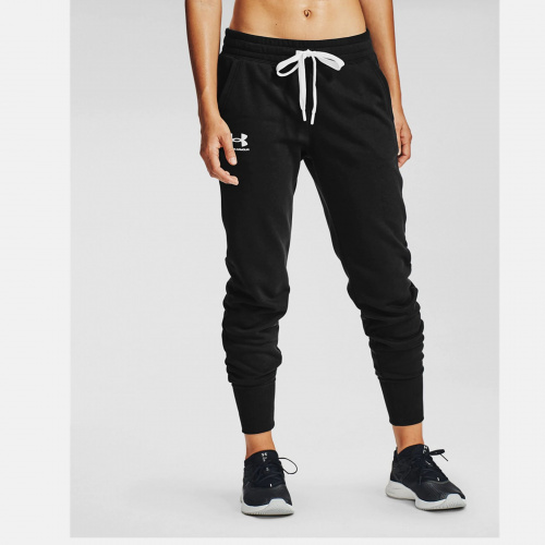 Imbracaminte - Under Armour Rival Fleece Joggers 6416 | Fitness