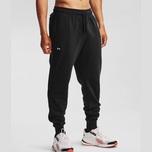 Îmbrăcăminte - Under Armour Rival Fleece Joggers 7128 | Fitness