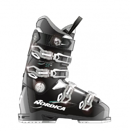 Clăpari Ski - Nordica SPORTMACHINE ST W | Ski
