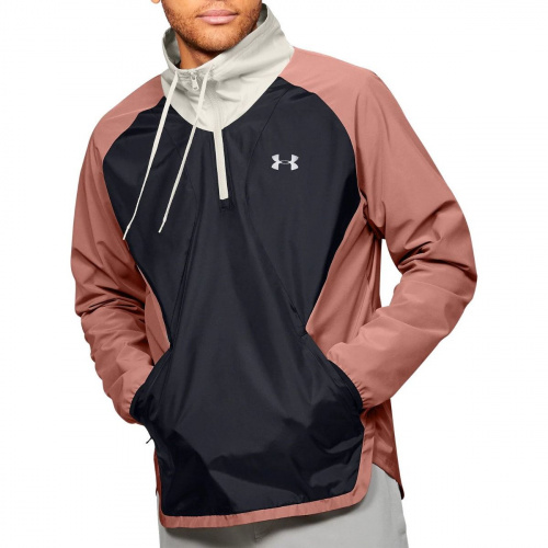 Imbracaminte - Under Armour Stretch Woven half Zip Jacket 2681 | Fitness