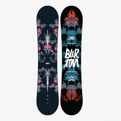 Placi Snowboard - Burton Stylus Flat Top | Snowboard